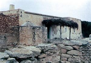Can Martí, Formentera. Foto: Joan Marí Cardona.