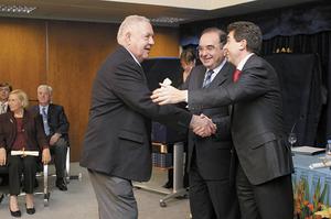 El polític Manuel Mateu Babot. Foto: Joan Antoni Riera.