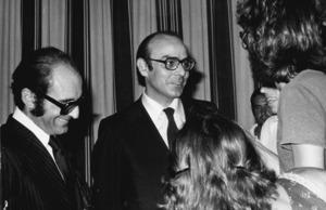Abel Matutes Juan amb Joaquín Abril Martorell.l