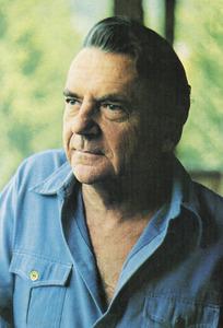 L´escriptor anglès Robin Maugham.