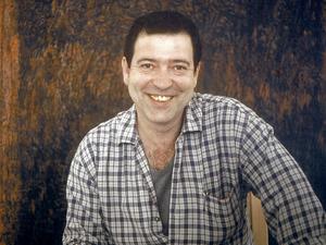 El pintor i professor Joan Mayans Riera.