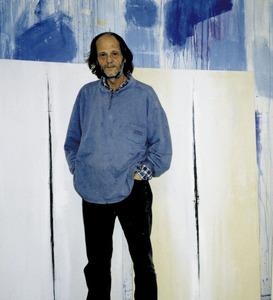 "El pintor Bartomeu Mayans Torres ""Kennedy"". Foto: Sonya Torres Planells."