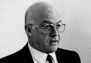 El polític Enric Mayans Tur, alcalde d´Eivissa entre 1987 i 1989. Foto: Carles Ribas.