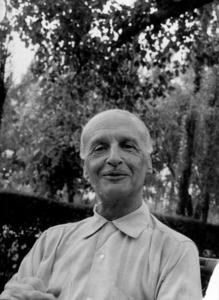 El metge Joan Medina Tur en una fotografia dels darrers anys de la seua vida a Buenos Aires.