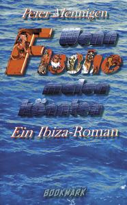 Portada de la novel·la de Peter Mennigen ambientada a Eivissa.
