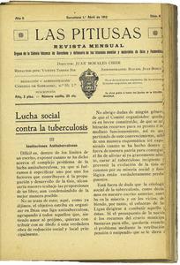 <em>Las Pitiusas</em>, publicaci&oacute; de la Col&ograve;nia Eivissenca a Barcelona, l´&agrave;nima de la qual era Mari&agrave; Mirabet Bofarull.