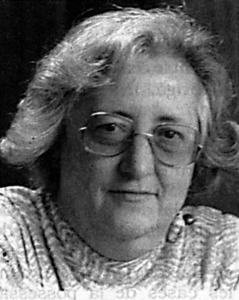 La filòloga i tècnica de planificació lingüística Aina Moll Marquès. Foto: cortesia de la <em>Gran Enciclopèdia de Mallorca</em>.