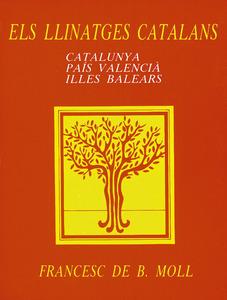 Portada d´una de les obres més conegudes de Francesc de Borja Moll i Casasnovas.