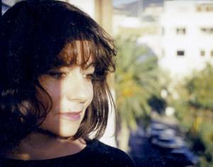 La pintora Eva Montenegro Hurtado. Foto Pins.