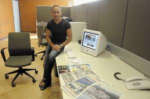El periodista Josep Lluís Montoya Torres.