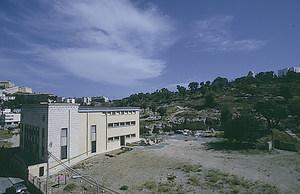 El Museu Monogràfic del Puig des Molins, amb la necròpolis. Foto: Vicent Marí.