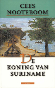 Portada d´un llibre de Cees Nooteboom sobre la Guaiana holandesa.