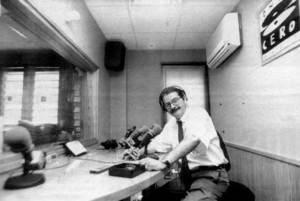 Estudis d´Onda Cero Ràdio a Eivissa.