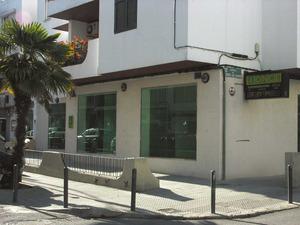 La seu de la delegació eivssenca de l´Organització Nacional de Cecs d´Espanya. Foto: Maria Jesús Adamuz Torres.