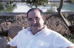 El polític Pere Palau Torres. Foto: Guillem Riera.