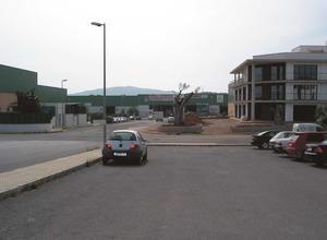 Entrada del polígon industrial de ca na Palava, vora can Clavos. Foto: Felip Cirer Costa.