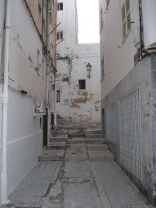 El carreró des Paraires, record de l´antic hort des Paraires. Foto: Felip Cirer Costa.