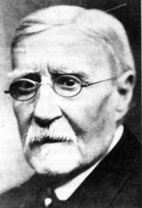 Antonio Cánovas del Castillo, cap del Partit Conservador el darrer quart del s. XIX. Foto: cortesia de la <em>Gran Enciclopèdia Catalana</em>.