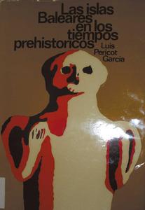 Portada del llibre del prehistoriador Luis Pericot i Garcia.