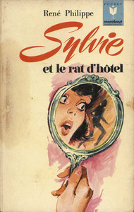Portada d´una obra de René Philippe ambientada a Eivissa.