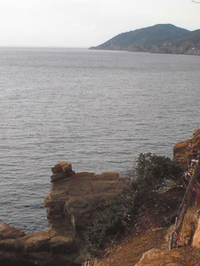 Es Picatxo, al migdia del puig de s´Església Vella, de Santa Eulària des Riu. Foto: Felip Cirer Costa.