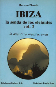 Portada del volum II de <em>La senda de los elefantes</em>, de Marià Planells Cardona.