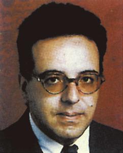 L´advocat i polític Francesc Planells Costa durant la seua etapa de conseller i parlamentari balear. Extret de <em>Memòries del Consell Insular</em>.