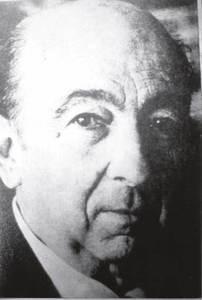 L´advocat, empresari i investigador Antoni Planells Ferrer. Foto: arxiu de Sonya Torres Planells.