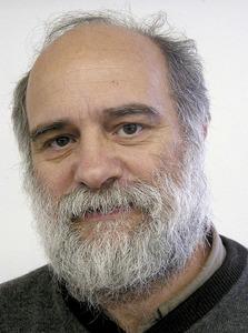 L´arqueòleg Lluís Plantalamor Massanet. Foto: Jordi H. Fernández Gómez.