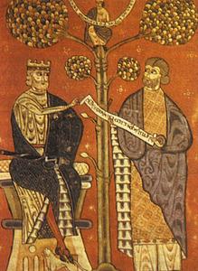 Miniatura d´una còpia medieval de l´obra <em>Història Natural</em> de Plini el Vell. Foto: cortesia de la <em>Gran Enciclopèdia de Mallorca</em>.