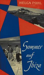 Portada del llibre d´Helga Pohl ambientat a Eivissa.