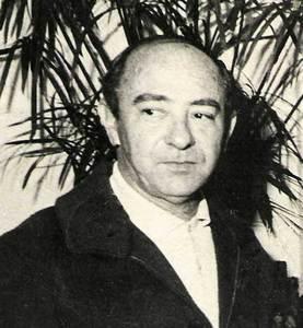 El pintor Antoni Pomar Juan, que destaca pel tractament de la llum. Foto: arxiu de Sonya Torres Planells.