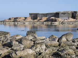 Una imatge de la zona costanera de la vénda de Porto-salè. Foto: Vicent Serra Mayans.