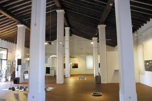 El Museu d´Art Contemporani, antic magatzem d´armes construït per Simon Poulet de Montsoin. Foto: Vicent Marí.