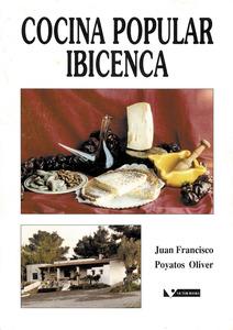 Portada del llibre de Joan Francesc Poyatos Oliver sobre gastronomia tradicional eivissenca.