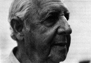 El geòleg, col·leccionista i fundador de la Galeria Tanit, Hans van Praag.