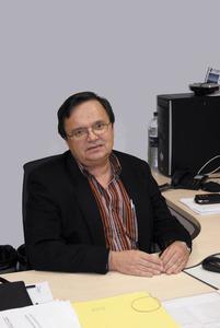 L´historiador i professor Ernest Prats Garcia. Foto: EEiF.