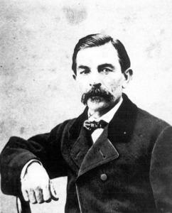 El capità Joan Prats Marí, que creuà l´Atlàntic en múltiples ocasions. Arxiu de la família de las Heras.