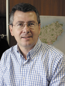El polític i empresari Lluc Prats Ribas. Foto: Chus Adamuz.