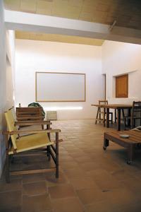Interior de la casa Anna Lenz, obra d´Henri Quillé. Foto: Marià Castelló Martínez.