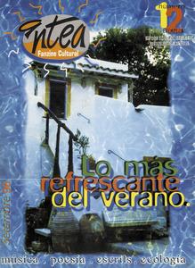 Una portada d´<em>Antea</em>, la revista que edita el col·lectiu cultural i estació alternativa i autogestionada Ràdio Uc.