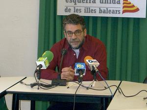 El polític Miquel Ramon Juan.