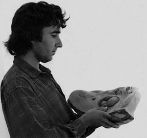 "El ceramista Antoni Ribas Costa ""Toniet""."