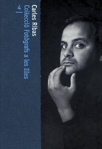 Portada d´un llibre de fotografia de Carles Ribas Fuentes. Disseny: Rosa Ginart