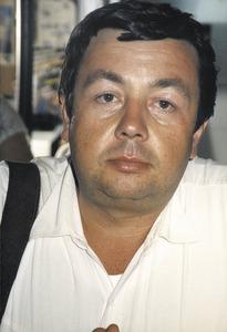 El periodista i home de teatre Josep Ribas Tur. Foto: Francesc Lluy Torres.