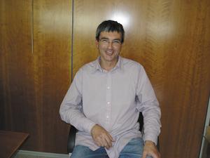 El poeta eivisssenc Barotmeu Ribes Guasch. Foto: EEiF.