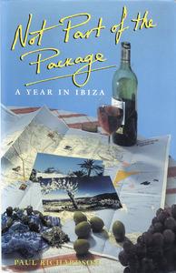 Portada del llibre de viatges sobre Eivissa de Paul Richardson.