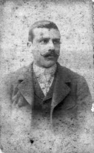 El metge Vicent Riera Ferrer. Foto: arxiu de Vicent Canals.