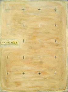 <em>Sense títol</em>, 2006. Obra del pintor Enric Riera Tur.