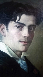 El dibuixant, pintor i poeta Alexandre de Riquer i Inglada